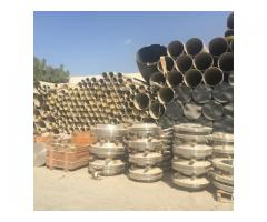 Pipe, Elbow, Fitting and Flanges