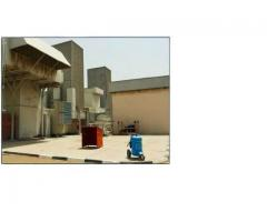 United Tech FT4C Gas Turbine Unit